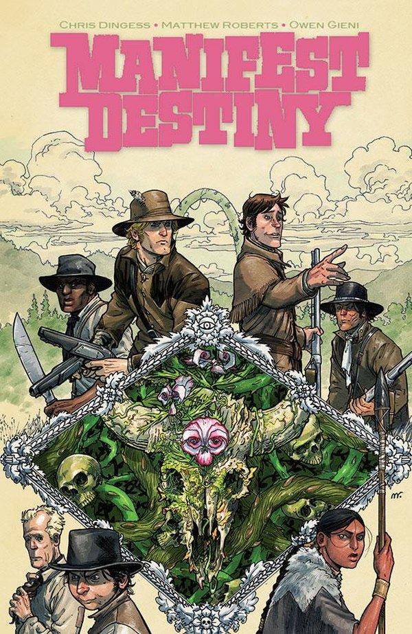 Manifest Destiny 00