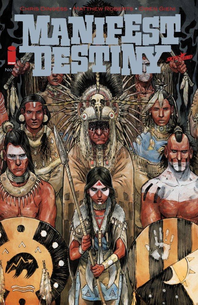 Manifest Destiny #12