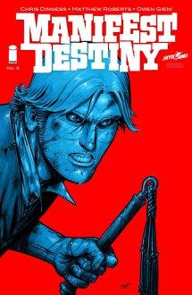 Manifest Destiny #5