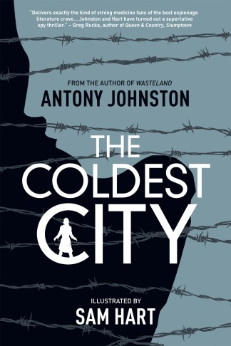 The Coldest City (2012) 1